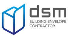DSM building envelope contractor in Yorkshire new logo 2017